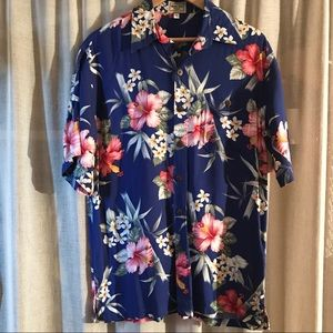 Other - EXOTIC FLORAL SHIRT